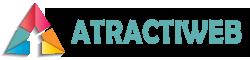 Atractiweb – Consultoria em Negócios Digitais Logo